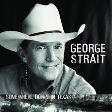 george strait somewhere in