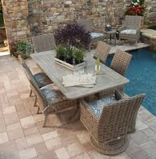 outdoor dining furniture u2014 island lifestyles