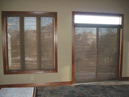 Roller Shades For Sliding Patio Doors Roller Shades For Sliding Glass Doors Exterior