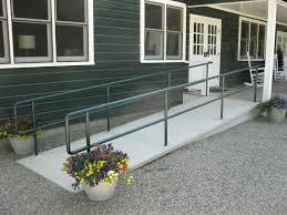 Handicap Handrail 2017 Wheelchair Ramp Cost Handicap Ramp Cost Calculator