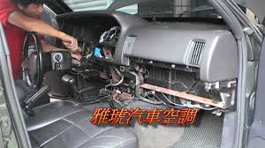 2001 jeep grand heater replacement evaporator replacement chrysler 4 0蒸發器 風箱 更換