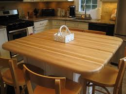 Hickory Dining Room Furniture Edge Grain Maple Ash U0026 Hickory Counter Top Esps Llc