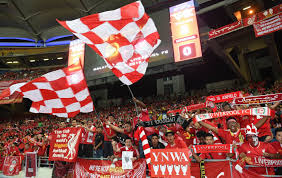 Flagging Liverpool In Pictures Malaysia Xi 1 1 Liverpool Liverpool Echo