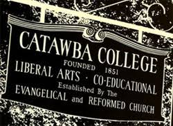 college yearbooks online catawba college yearbooks now online digitalnc