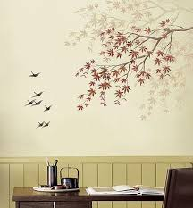 kitchen stencil ideas enjoyable inspiration wall stencil refresh your walls with diy