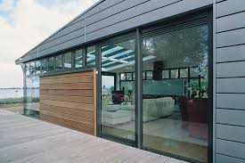 Exterior Glass Doors Exterior Glass Walls Residential Oversized Sliding Doors Wall Cost