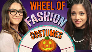 Halloween Usa Costumes Locations 1 Minute Halloween Costume Challenge With Niki And Gabi