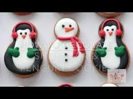best 25 penguin cookies christmas ideas on pinterest cake
