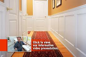 Cost Of Wainscoting Panels - recessed paneled wainscoting i elite trimworks