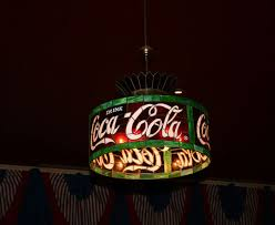 coca cola pendant lights now coke the lights with cola bottles and cans