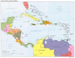 Haiti Map Maps Caribbean