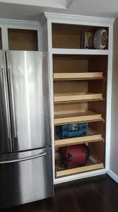Kitchen Cabinet Pullouts How To Redo Kitchen Cabinets Without Painting Or Priming