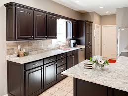 kitchen colors with medium brown cabinets how to make brown kitchen cabinets look modern what