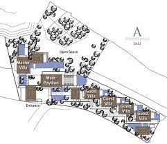 Infinity Floor Plans by The Villa Ambalama Bali Villa