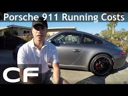 911 porsche cost how much does it cost to own a porsche 911 2 year routine