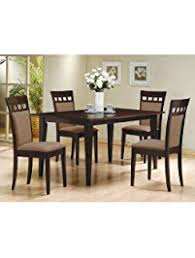 Table  Chair Sets Amazoncom - Small kitchen table with stools