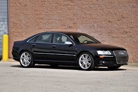 audi s8 v10 turbo 28k mile 2007 audi s8 v10 for sale on bat auctions sold for