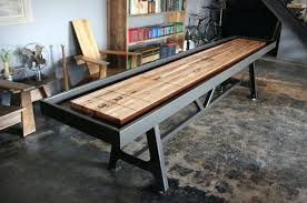 antique shuffleboard table for sale vintage shuffleboard table full image for shuffleboard antique