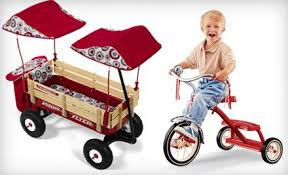amazon black friday radio flyer tricylce 25 for 50 worth of radio flyer kids u0027 wagons bikes and scooters