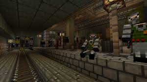 Metro 2033 Map by Metro 2033 Pack Minecraft Texture Pack