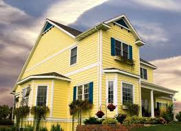 yellow exterior paint homeowners association asked about neighbors outraged over yellow home