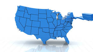 map us hd us map stock footage 2038874