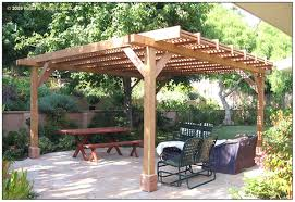 wood patio awning plans 2 best images collections hd for