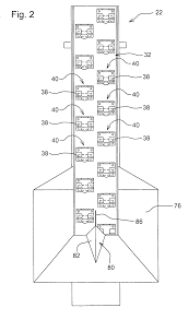 patent us8001913 planter with cup belt meter google patents