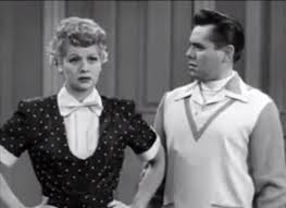 breaking the lease i love lucy lucille ball