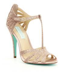 betsey johnson blue wedding shoes betsey johnson s shoes dillards