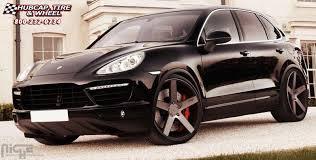 porsche cayenne black rims porsche cayenne niche milan m134 wheels black machined with