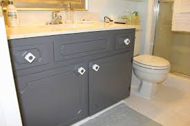 painted bathroom cabinets ideas paint bathroom cabinets in by color