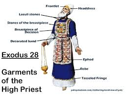 high priest garments the rock ark and ephod rosamond press