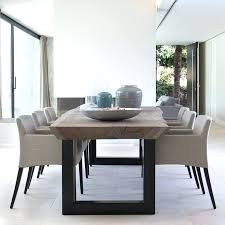 Large Table Legs by Contemporary Dining Table U2013 Rhawker Design