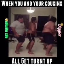 Turnt Up Meme - when you and your cousins all get turntup native american meme on