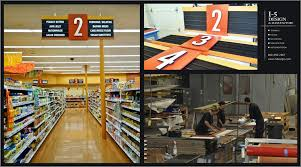 aisle markers supermarket design aisle markers aisle signs grocery flickr