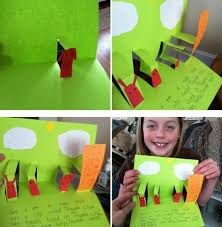 Easy Paper Craft Ideas For Kids - easy paper crafts for kids