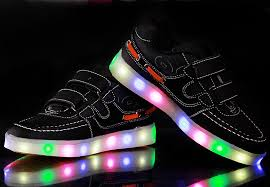big kids light up shoes kid s shoes style of male and female light up shoes seven lights