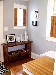 design ideas here we selected a soft warm gray wall color to