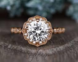 art deco octopus ring holder images Engagement rings etsy ca jpg