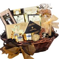 food gift baskets classic gourmet food and snack gift basket medium