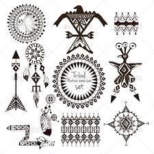 Indian Art Tattoo Designs Best 25 American Indian Tattoos Ideas On Pinterest Indian