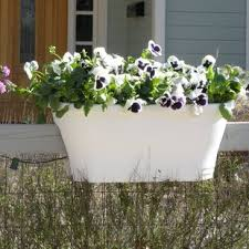 railing planters you u0027ll love wayfair