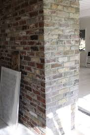 the treehouse whitewashed bricks tutorial design mom