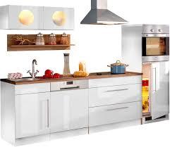 K Henzeile Küchenzeile Held Möbel Keitum Breite 270 Cm Otto