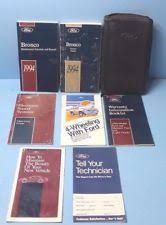 1994 ford mustang owners manual items in valuemanualsrus store on ebay