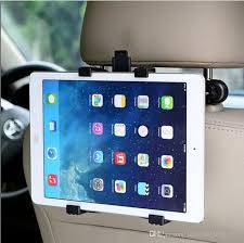 porta tablet samsung per auto car back seat headrest mount holder adjustable for samsung