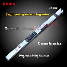 2 meters feet 2 meters engineering test vertical inspection feet 2m by the rule
