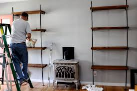 bookshelves metal metal pipe bookshelves pomp and circumstance