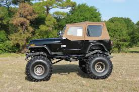 lifted jeep 1993 lifted jeep wrangler 383 stroker monster 44 u0027 u0027 boggers free